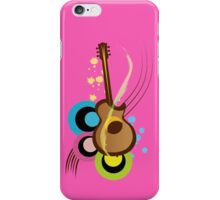 Abstract Guitar for phone cases iPhone Case/Skin