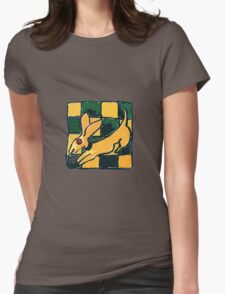 YELLOW DOG JUMP FLY T-Shirt