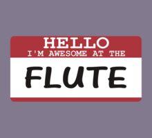Flute Kids Tee