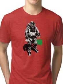 Need Anything From The Shops? Tri-blend T-Shirt