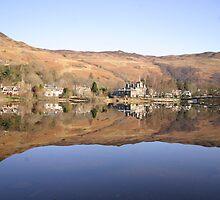 Loch Earn by Ian Yates