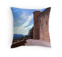 Episcopal Palace Throw Pillow
