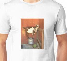 Goofy Goat Unisex T-Shirt