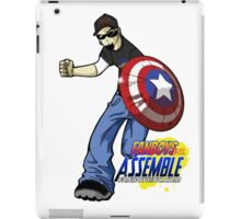 FanboysInc Assemble DW in Action iPad Case/Skin