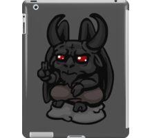 The Binding of Isaac - Minimalistic Satan [Vector] iPad Case/Skin