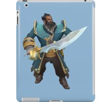 Dota 2 - Kunkka [Vector] iPad Case/Skin
