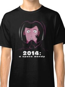 2014: A Space Dandy Classic T-Shirt
