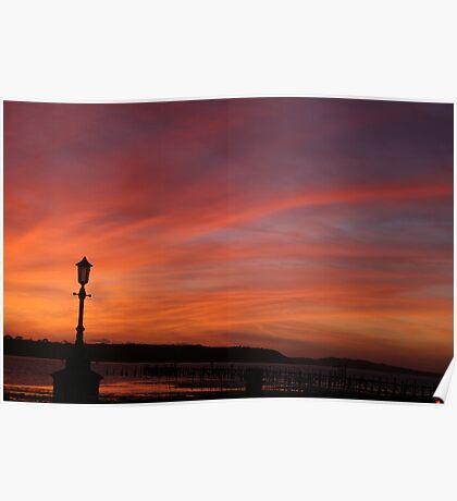 sunset1 Poster
