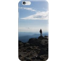 from the top iPhone Case/Skin