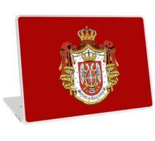 Serbia coat of arms Laptop Skin