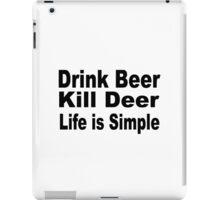 Deer Hunter iPad Case/Skin