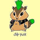 Chip-punk by rubynrags
