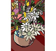 vase full Photographic Print