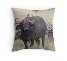 Three for the road. Throw Pillow