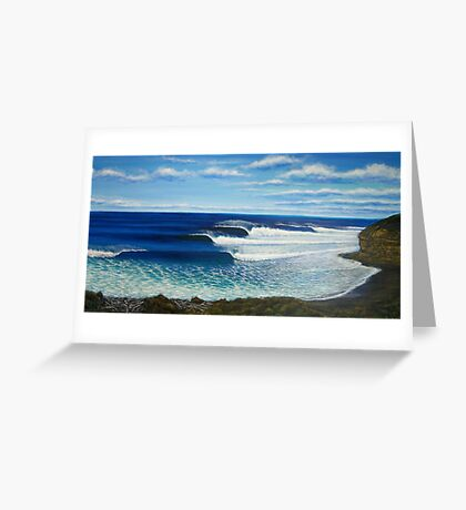 Bell's Beach, Australia Greeting Card