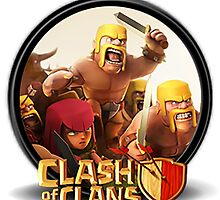 Clash of Clans by SlickyRicky