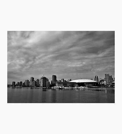 Downtown... Photographic Print