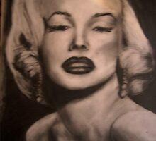 Marilyn by dwick