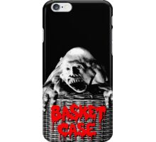 BASKET CASE iPhone Case/Skin