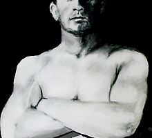 Middle-Weight Champion - 1908-1910 by Carliss Mora