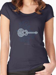Cebu Guitar Women's Fitted Scoop T-Shirt