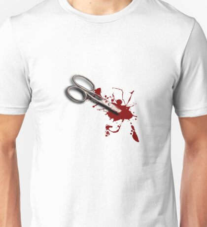 Don't Run With Scissors (No Text) Tee Unisex T-Shirt
