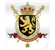 Coat of arms Poster