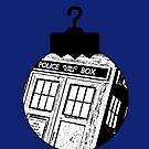 Doctor Who Ornament by ohsotorix3