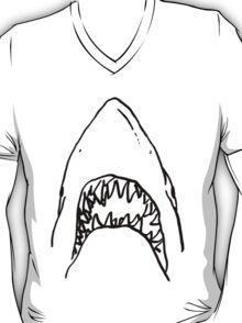 Shark - White T-Shirt