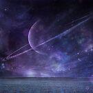 Saturn rising by fantasytripp