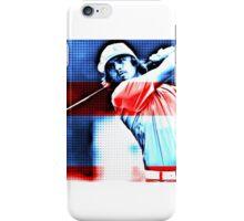 Rickie Fowler iPhone Case/Skin