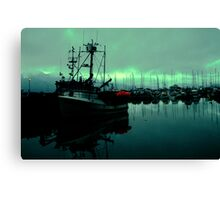Seward, AK Canvas Print