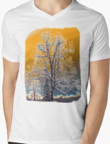Tree Shirt Orange T-Shirt