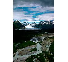 Glacial Melting Photographic Print