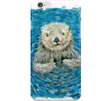 otter iPhone Case/Skin