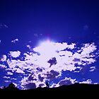 Blue Sky over Tidbinbilla by Cyn Piromalli