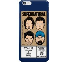 Wayward Sons #1 iPhone Case/Skin