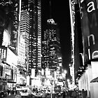 Times Square by Coby .