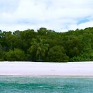 Whitehaven Beach - Queensland by JenniferW