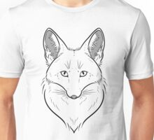Foxy Stare Unisex T-Shirt