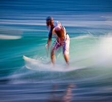 Just cruising by Chris Dowd
