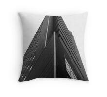 Urban Angle Throw Pillow