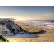 Half Moon Bay Beach Photographic Print