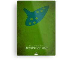 Ocarina of Time Metal Print