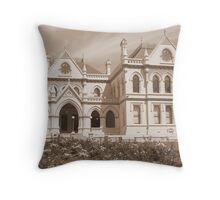 Historic House Throw Pillow
