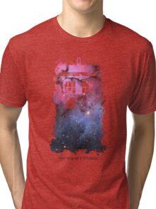 Trip of a Lifetime shirt Tri-blend T-Shirt