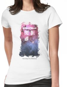 Trip of a Lifetime shirt Womens Fitted T-Shirt