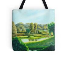 Bellingen Gold Tote Bag