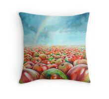 The Pride of Still Life Throw Pillow