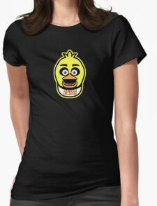 CHICA CHIC Womens Fitted T-Shirt